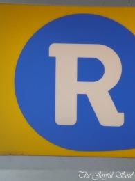 Alphabet - R