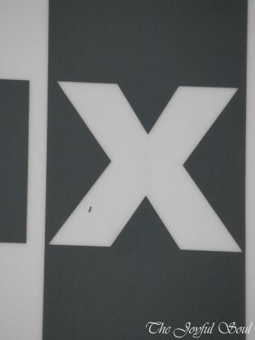 Alphabet - X