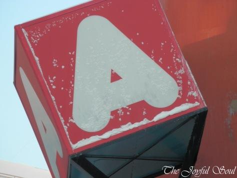 Alphabet - A