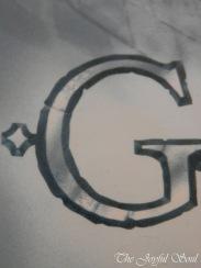 Alphabet - G