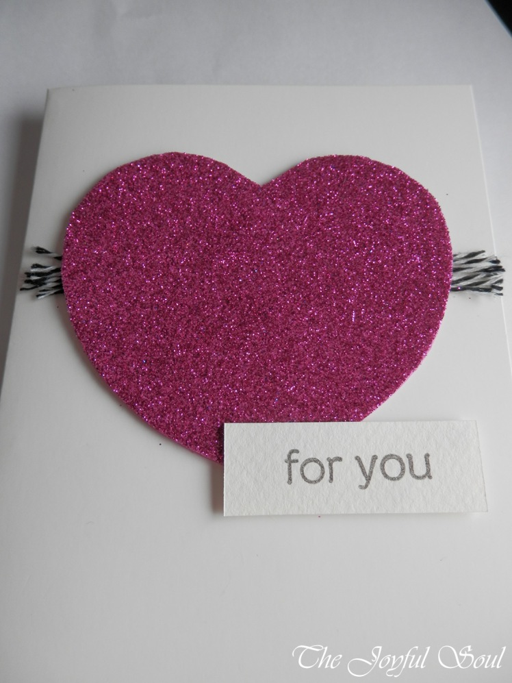 Simple Heart For You