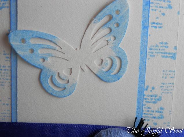 Butterfly in Blue 2