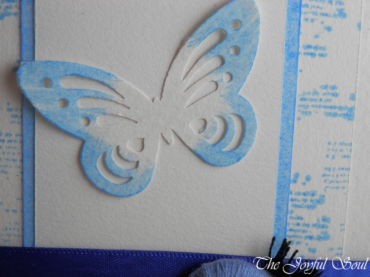Butterfly in Blue 2