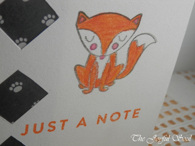 Just a Foxy Note 2