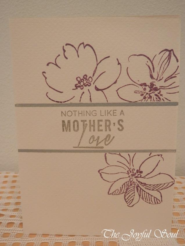 Mother's Love Purple Flowers