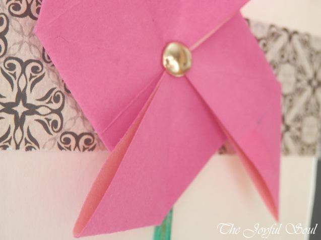 Pretty in Pinkwheel 2