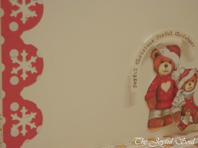 Joyful Christmas Bears 2