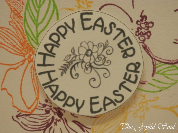 Floral Easter Wreath 2