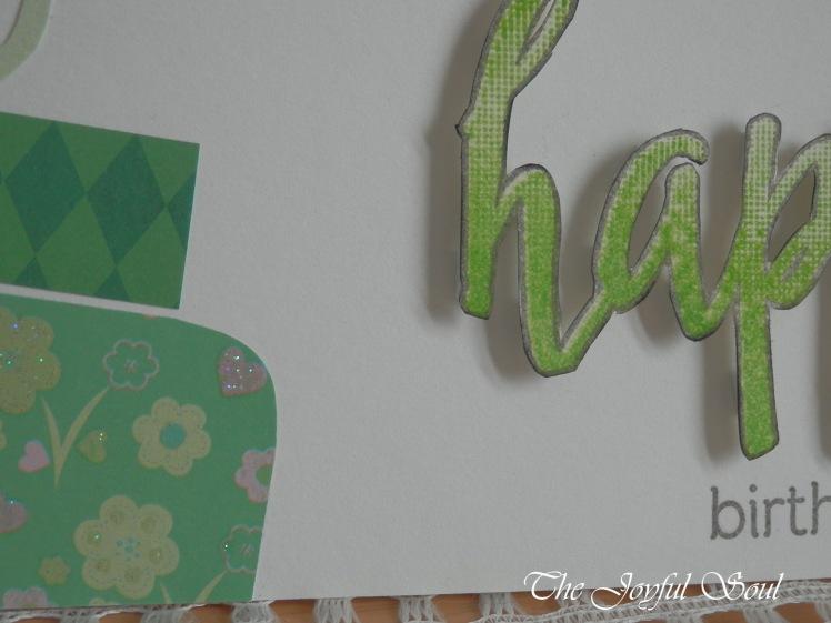 Happy in Green 2