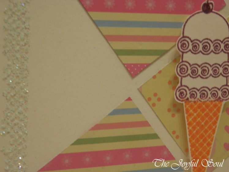 Ice-Cream and Glitter 2