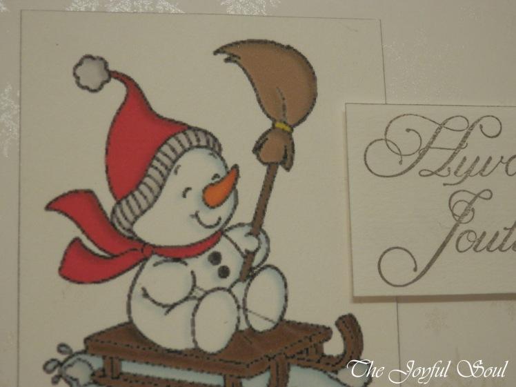 Cute Snowman 2