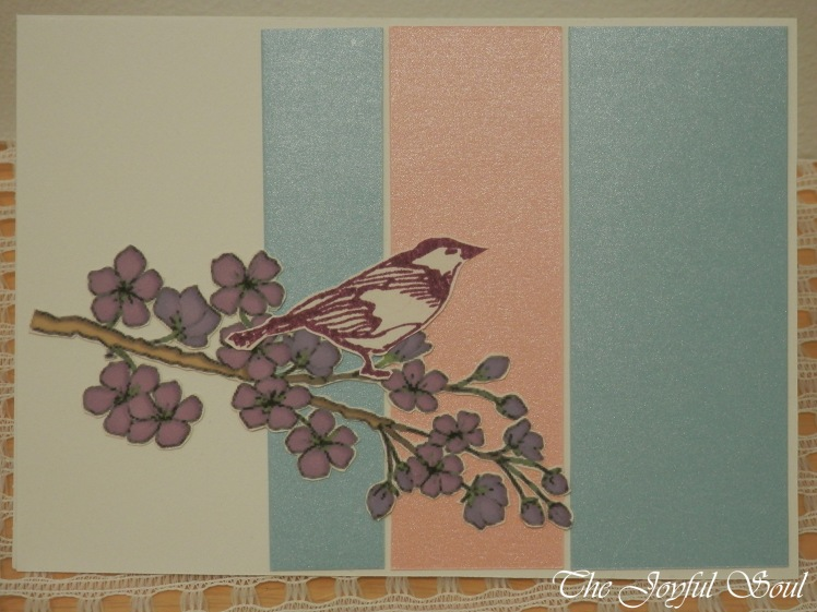 Blossom and Bird