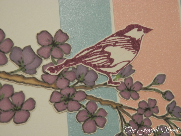 Blossom and Bird 2