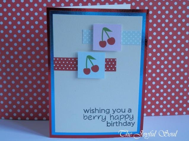 Berry Happy Birthday