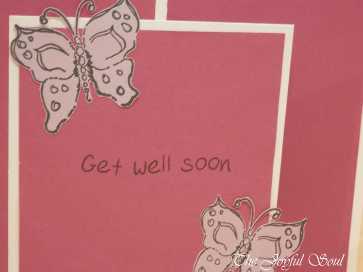 Get Well Butterflies 2