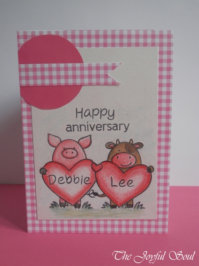 Piggy Cow-Versary