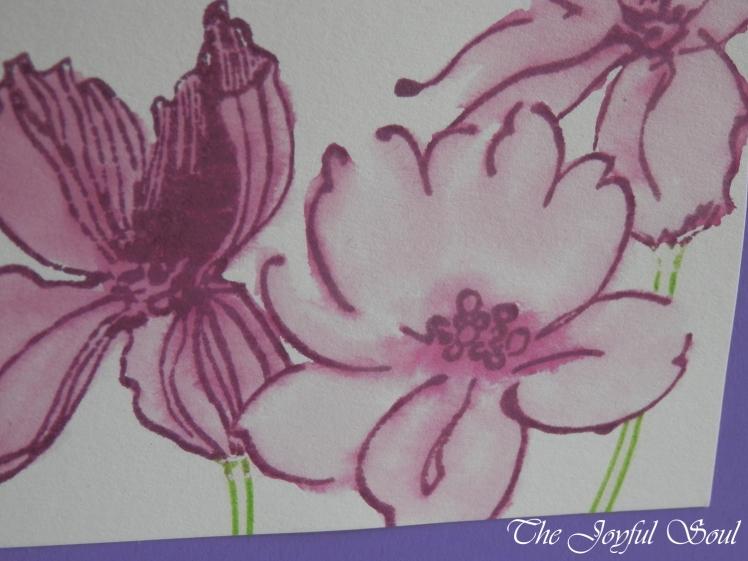 Watercolour Summer Flowers 2