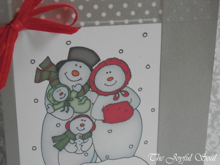 Snug Snowmen 2