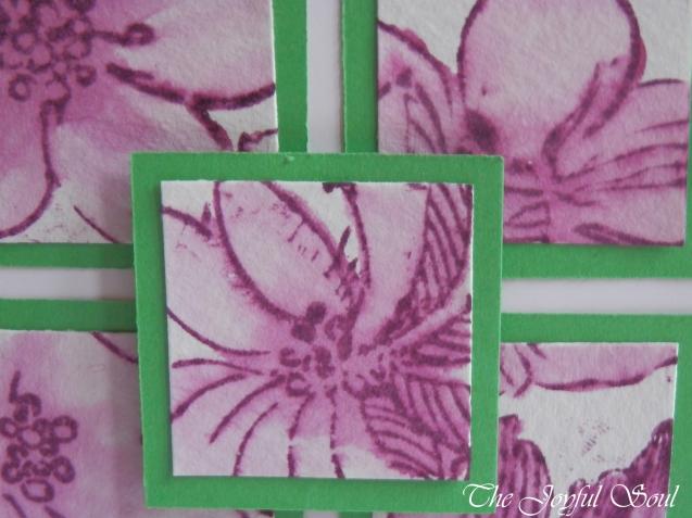 Watercolour Flower Panels 2