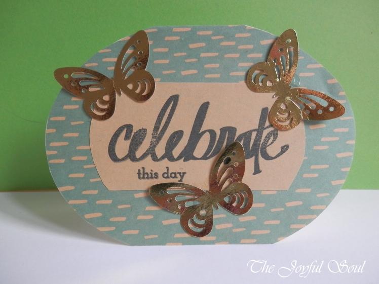 Celebratory Butterflies