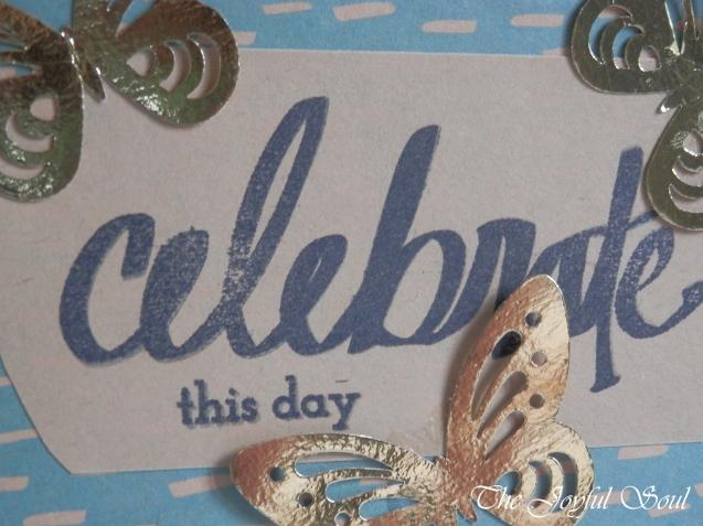 Celebratory Butterflies 2