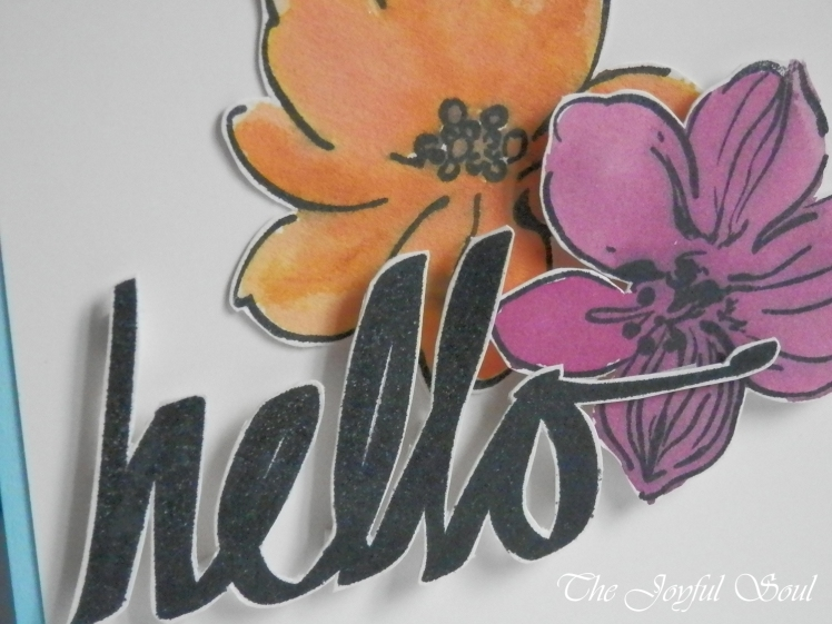 Flowery Hello 2