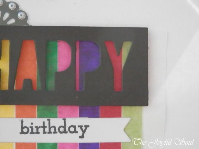 Colourful Happy Birthday 2