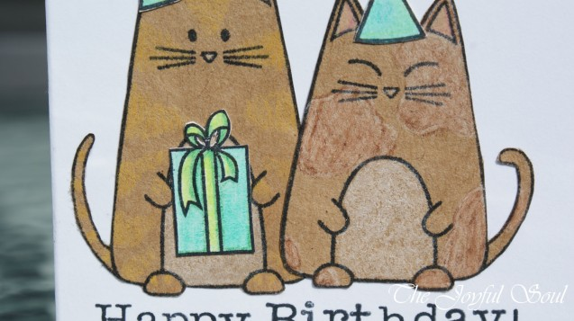 Purrfect Birthday Cats 2