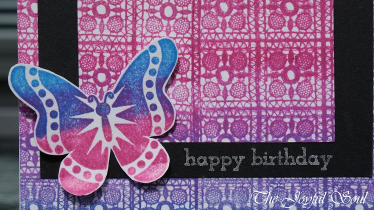 Gradient Butterfly Birthday 2