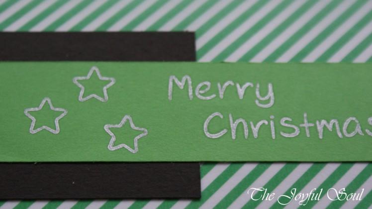 Christmas Stripes 3
