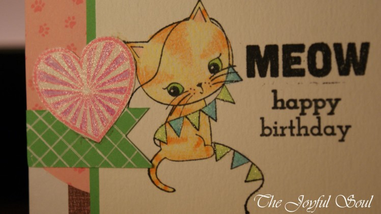 Cute Birthday Kitty 2