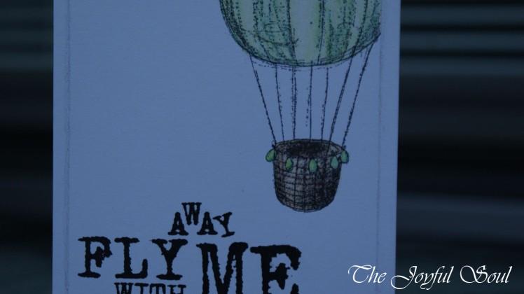 Fly Away Balloon 2