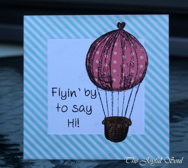 Flyin' By
