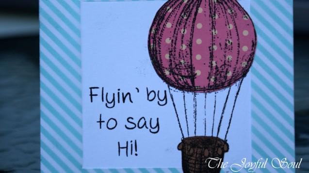 Flyin' By 2