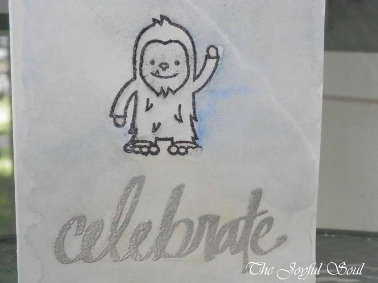 Soft Celebration Yeti 2