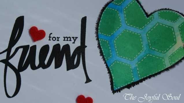 Stitched Heart 2