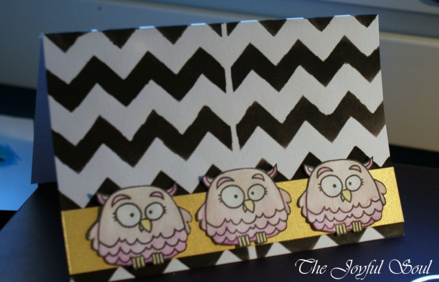 Three Wise Owls 2