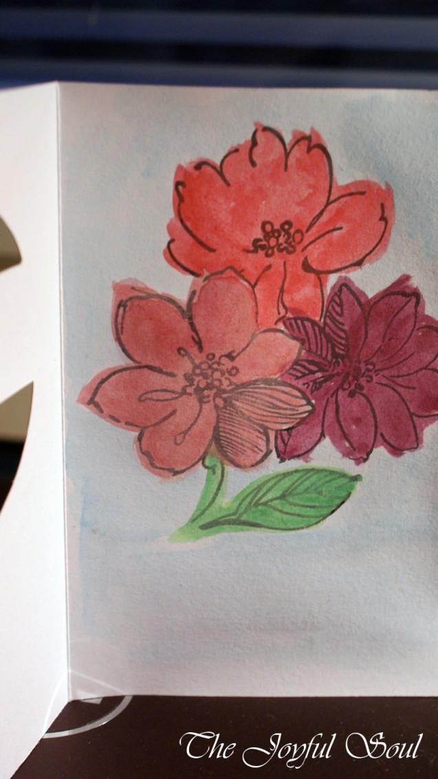 Peeking Flowers 2