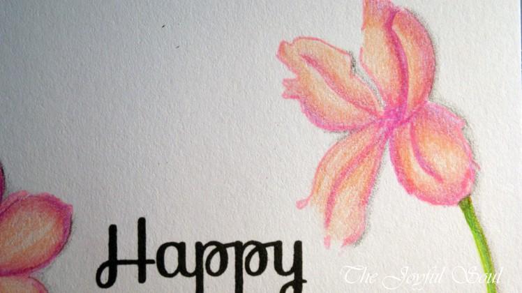 Simple Pastel Flowers 2