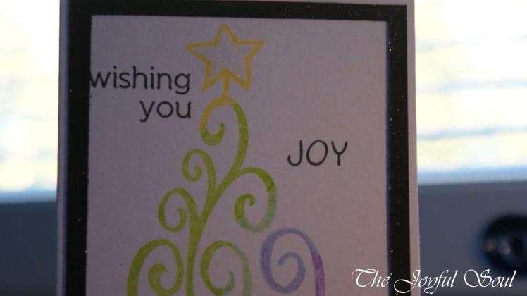 Multicolour Christmas Tree 2