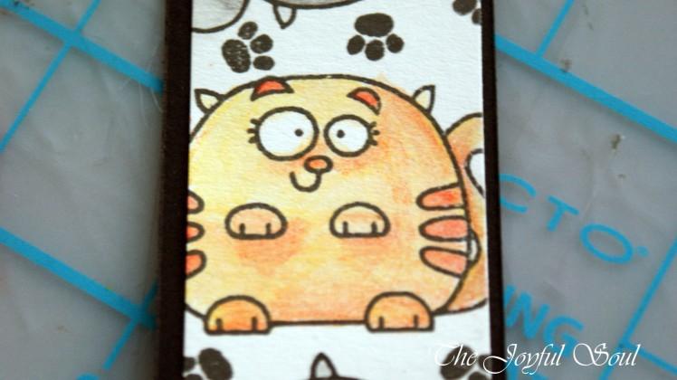 Kitty Bookmark 2