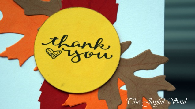 Thank You Leaves 2