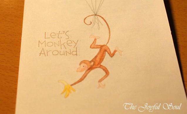 Monkey Around 2