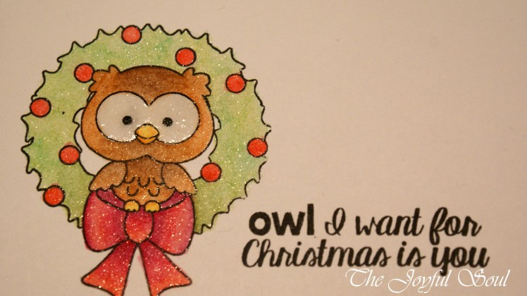 Owl I Want For Christmas 2