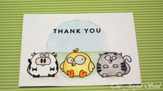 Thank You Cuties