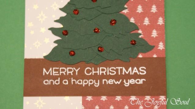 Layered Christmas Tree 2