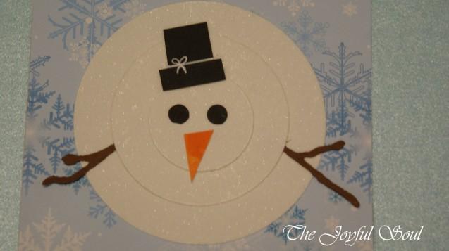 Christmas Snowman 2