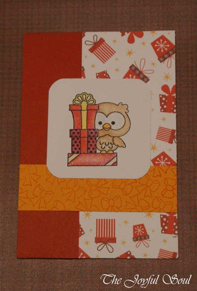 Gift Owl