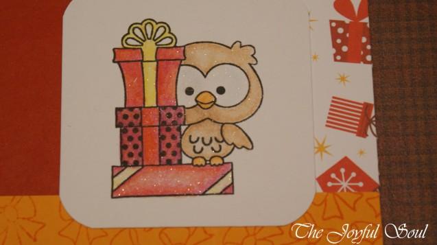 Gift Owl 2