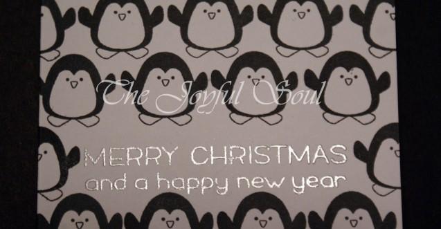 Penguin Christmas 2
